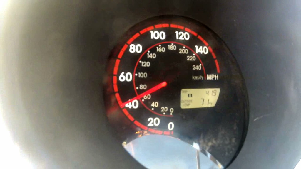 40 mph fish?