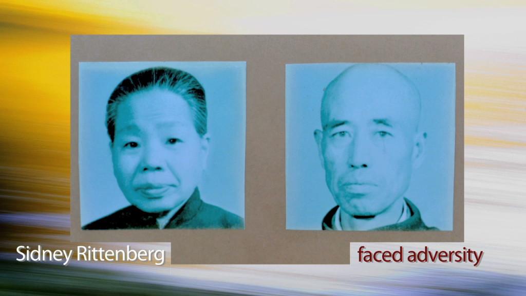 Yulin & Sidney Rittenberg-1